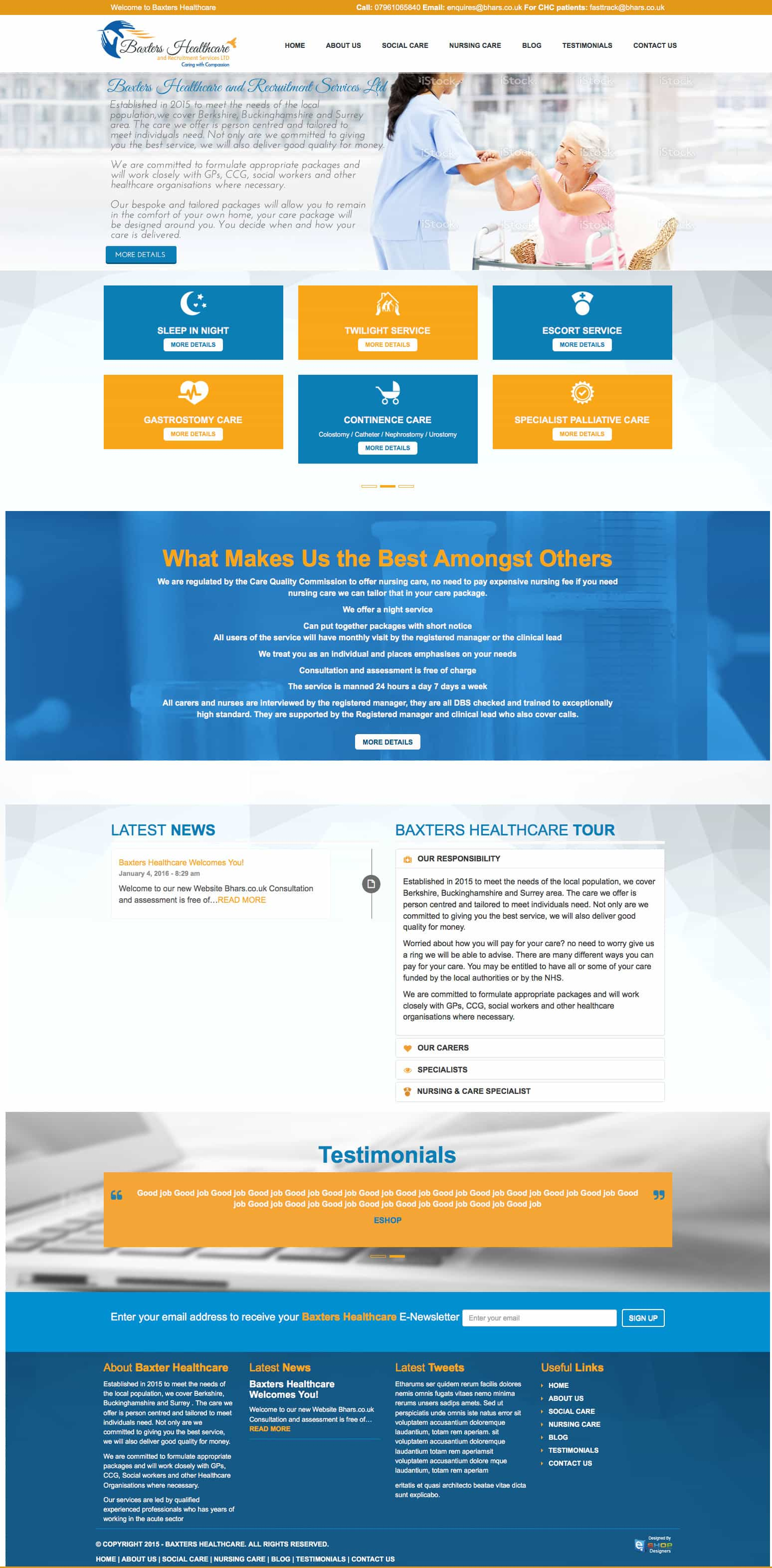 Joomla Website Designers Uk